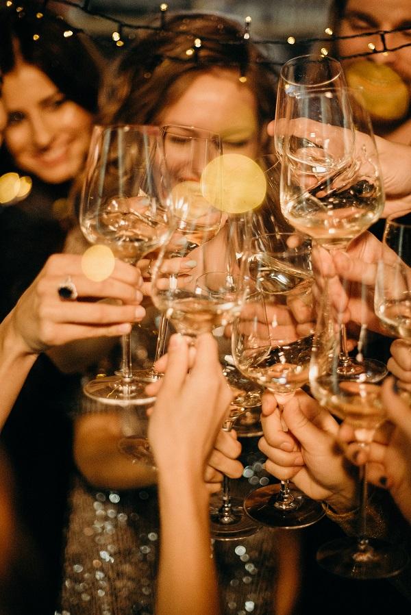Onbreekbare wijnglazen