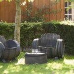 Inspiratie nodig voor je tuin? Hergebruikte wijn- en whiskyvaten